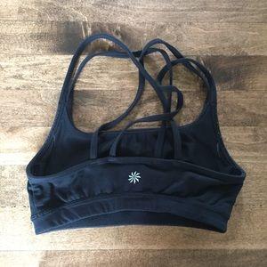 Athleta Intimates & Sleepwear - Athleta black double strap sport bra